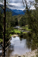 Georges Creek on the Armidale Kempsey Rd