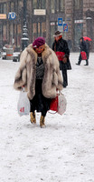 Vienna: Winter brings out the Furs