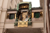 Vienna: It's the Anchor Clock